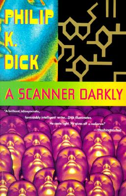 Cover for A Scanner Darkly