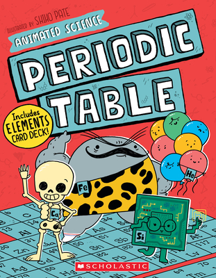 Animated Science: Periodic Table Cover Image