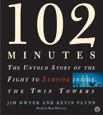 102 Minutes CD: The Untold Story of the Fight to Survive Inside the Twin Towers Cover Image
