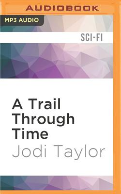 A Trail Through Time (Chronicles of St Mary's #4) Cover Image