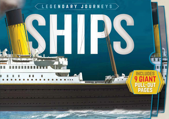 Legendary Journeys: Ships Cover Image
