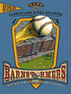 Barnstormers Game 3 Three Kids, a Villian & Great Balls of Fire Cover