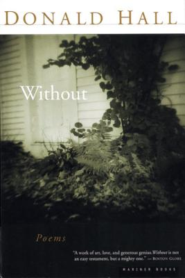 Without: Poems Cover Image
