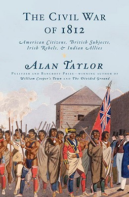 The Civil War of 1812 Cover