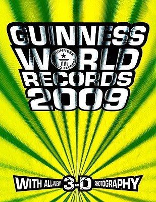 Guinness World Records [With 3-D Glasses] Cover Image