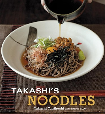 Takashi's Noodles Cover