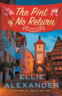 The Pint of No Return: A Mystery (A Sloan Krause Mystery #2) Cover Image