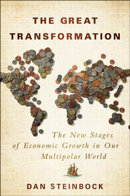 The Great Transformation: The New Stages of Economic Growth in Our Multipolar World Cover Image