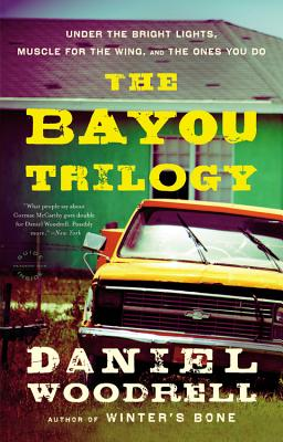 The Bayou Trilogy Cover