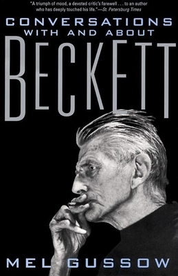 Cover for Conversations with and about Beckett
