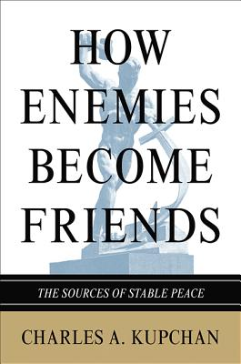 How Enemies Become Friends Cover