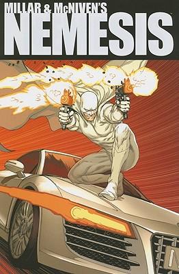 Millar & McNiven's Nemesis Cover