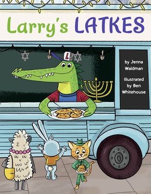 Larry's Latkes Cover Image