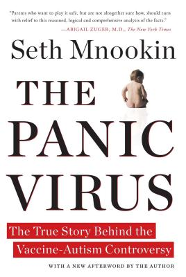 The Panic Virus Cover