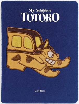 My Neighbor Totoro: Cat Bus Plush Journal Cover Image