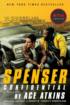 Spenser Confidential (Movie Tie-In) Cover Image