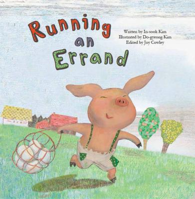 Running an Errand: Addition (Math Storybooks) Cover Image