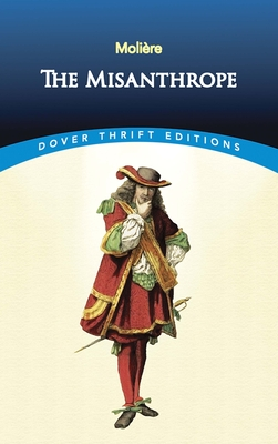 The Misanthrope (Dover Thrift Editions) Cover Image