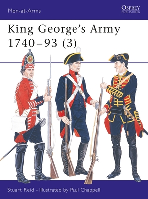 King George's Army 1740-93 (3) Cover