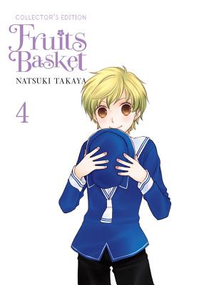 Fruits Basket Collector's Edition, Vol. 4 Cover Image