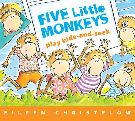 Five Little Monkeys Play Hide and Seek (A Five Little Monkeys Story) Cover Image