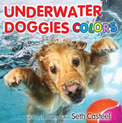 Underwater Doggies Colors Cover Image