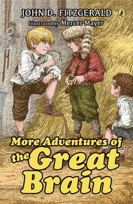 More Adventures of the Great Brain Cover Image