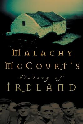 Malachy McCourt's History of Ireland Cover