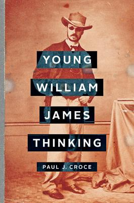 Young William James Thinking Cover Image