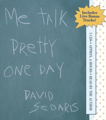 Me Talk Pretty One Day Cover Image