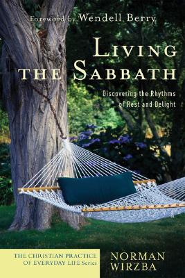 Living the Sabbath Cover