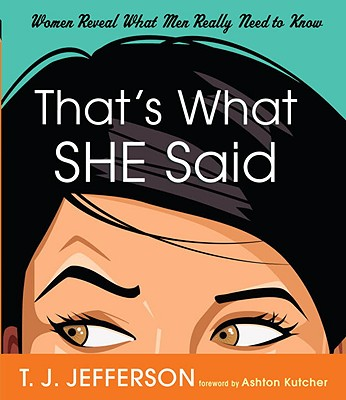 That's What She Said Cover
