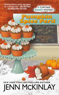 Pumpkin Spice Peril (Cupcake Bakery Mystery #12) Cover Image