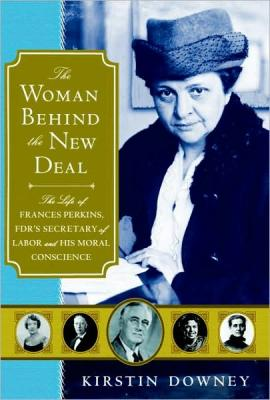 The Woman Behind the New Deal Cover