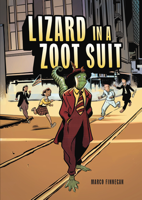 Lizard in a Zoot Suit Cover Image