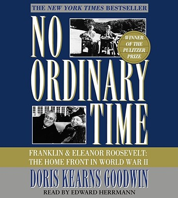 No Ordinary Time Cover