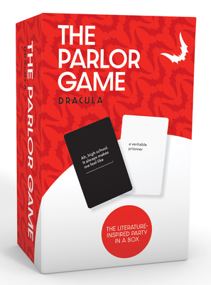 Dracula the Parlor Game Cover Image