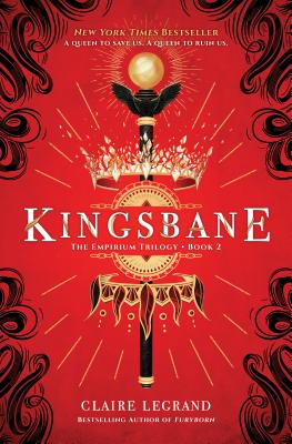 Kingsbane (Empirium Trilogy #2) Cover Image