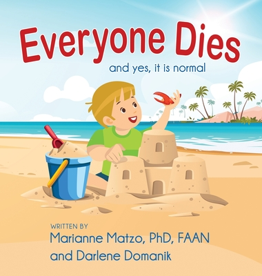 Cover for Everyone Dies