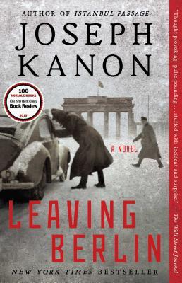 Leaving Berlin: A Novel Cover Image