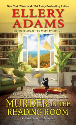 Murder in the Reading Room (A Book Retreat Mystery #5) Cover Image