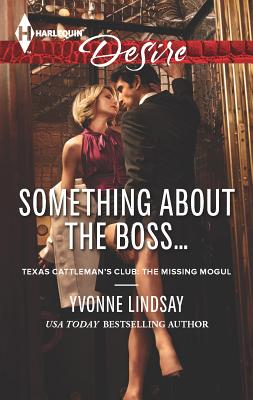 Something about the Boss... Cover