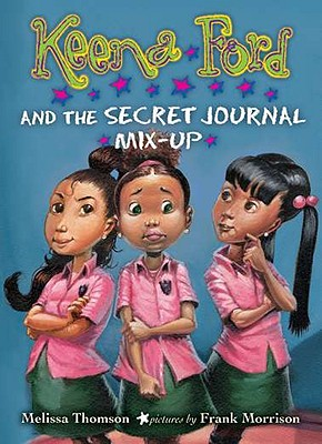 Keena Ford and the Secret Journal Mix-Up Cover