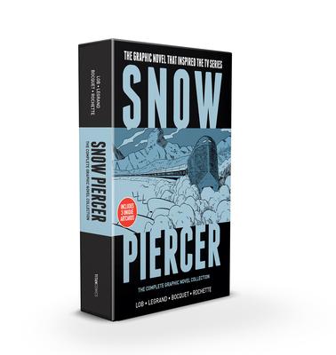 Snowpiercer 1-3 Boxed Set Cover Image