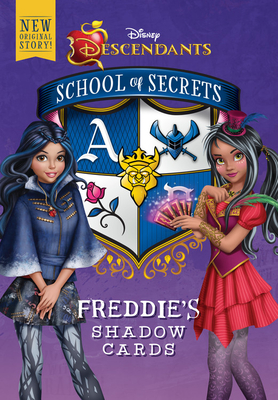 Descendants: School of Secrets: Freddie's Shadow Cards by Disney