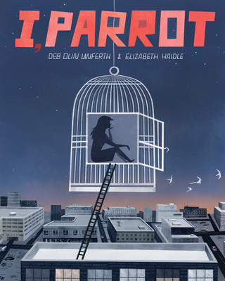 I, Parrot: A Graphic Novel Cover Image
