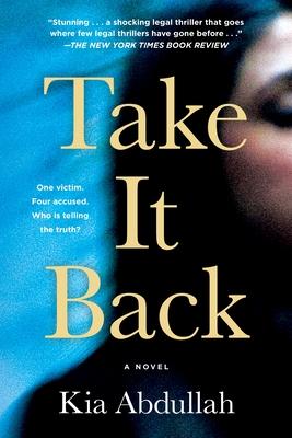 Take It Back: A Novel Cover Image