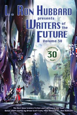 Writers of the Future Volume 30 Cover