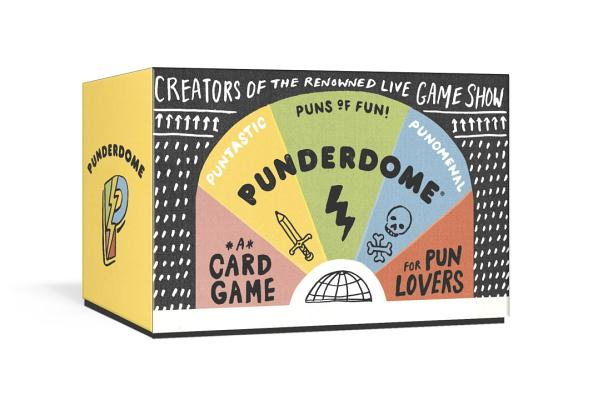 Punderdome: A Card Game for Pun Lovers Cover Image