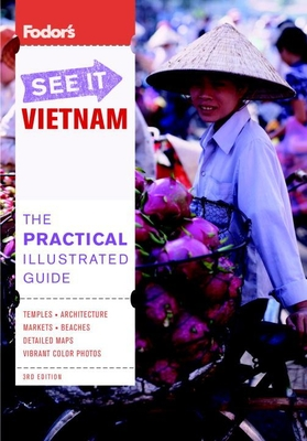 Fodor's See It Vietnam, 3rd Edition Cover